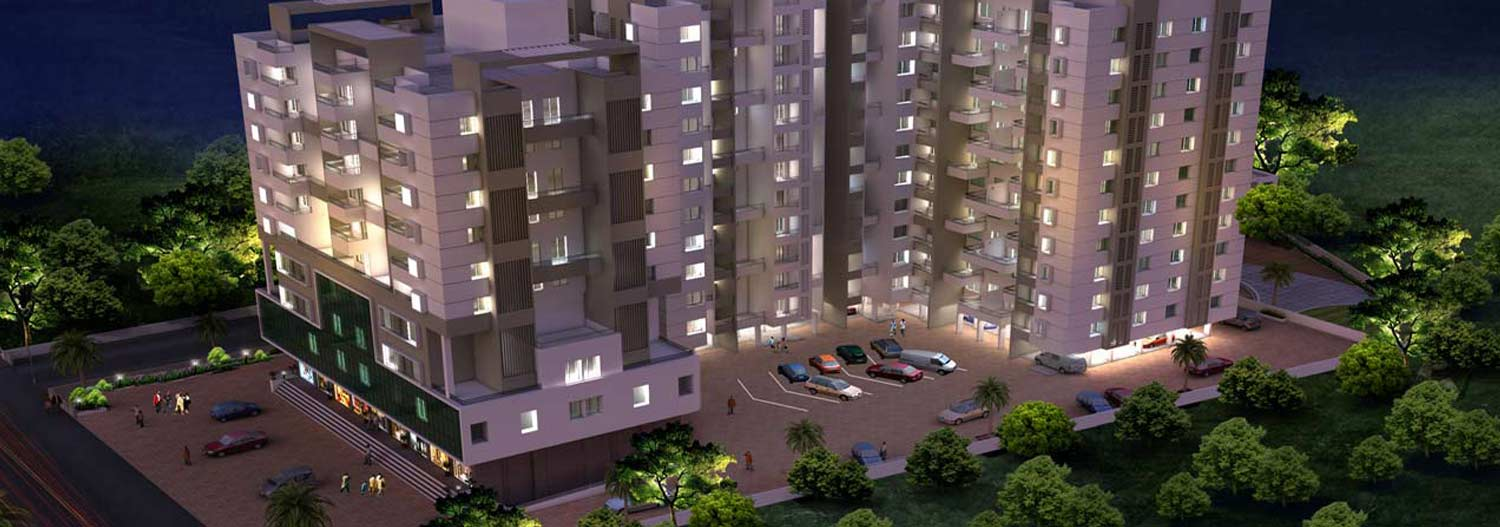 1BHK Flat, 2BHK Flat, Apartments In Hinjewadi