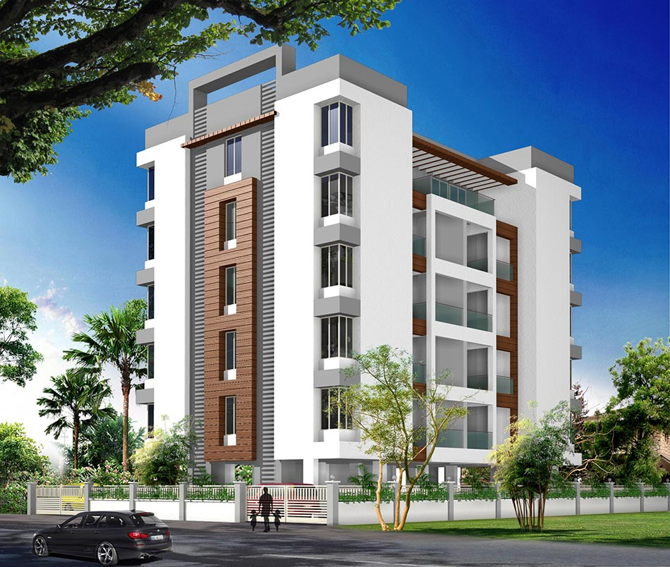 Flats Apartments: 3 BHK Residential Flats, Apartments, Redevelopment